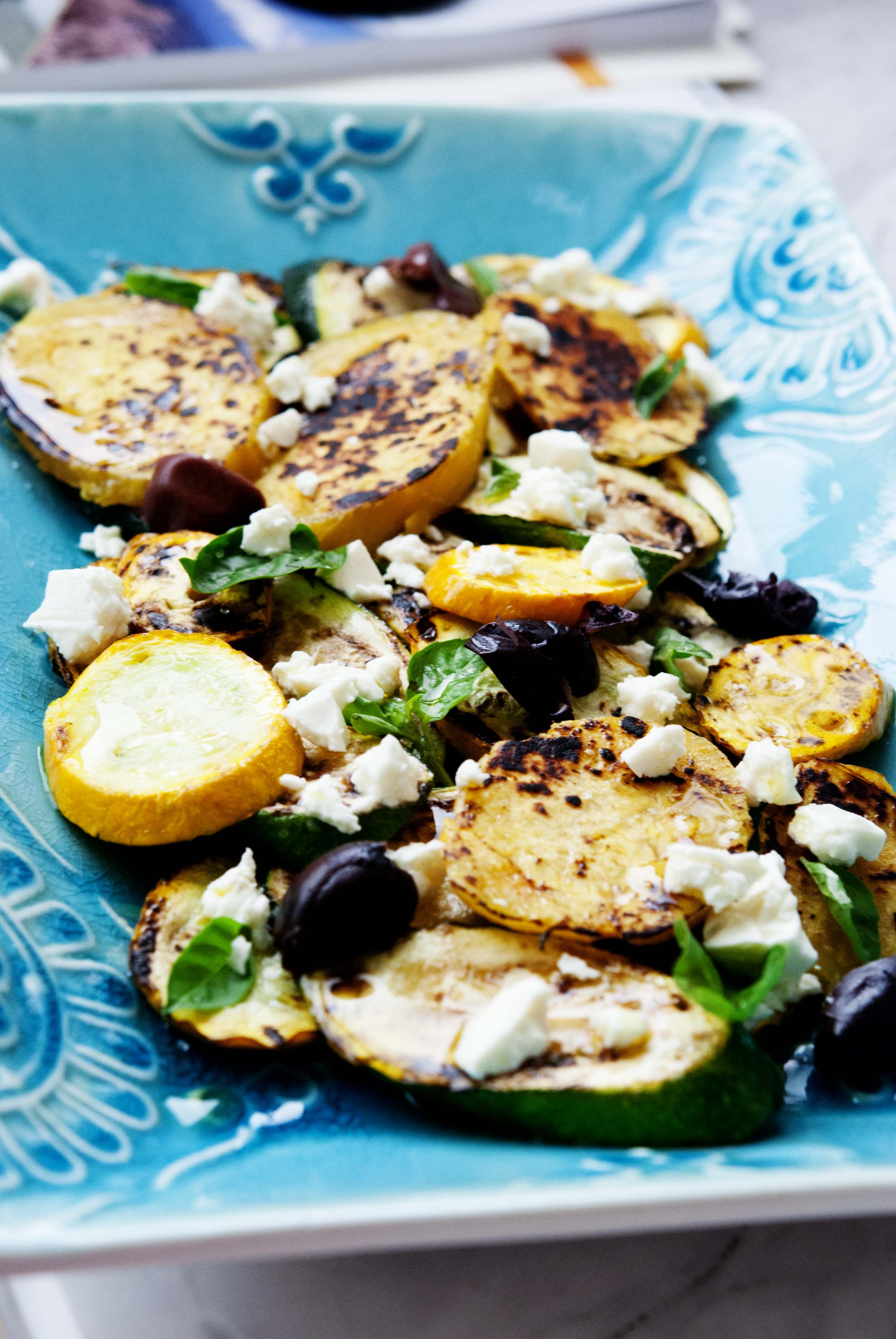 expatcucina grilled salad9